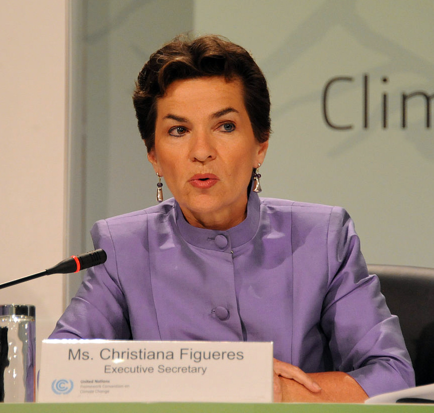 Executive Privilege Australia: What Is Christiana Figueres Thinking?