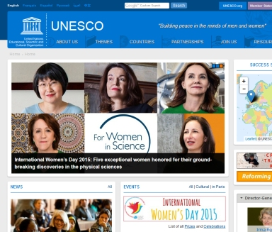 unesco_womensday2015