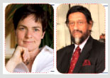 Ellen_MacArthur_RK_Pachauri_Global_Water_Summit_2015