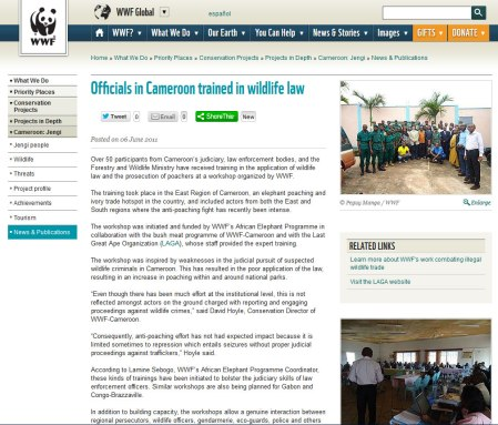 WWF_in_Cameroon